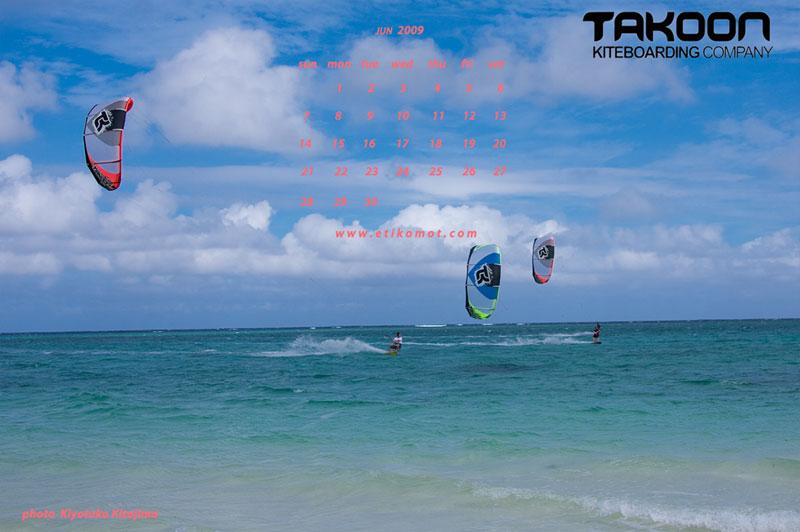 海 写真 サーフィン壁紙 6月  梅雨明けから吹き始める南の季節風「カーチバイ」が待ち遠しい。ダ