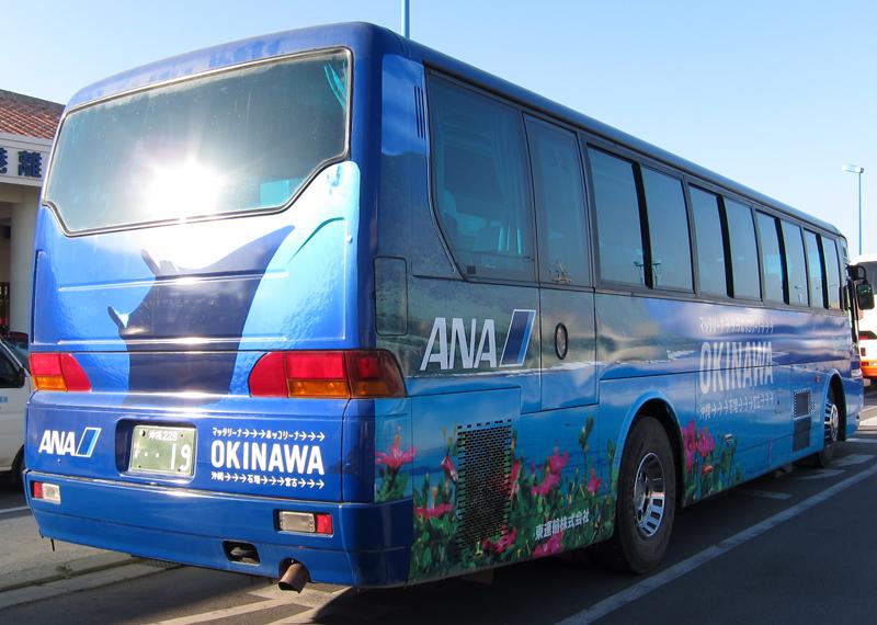 ANAラッピングバス