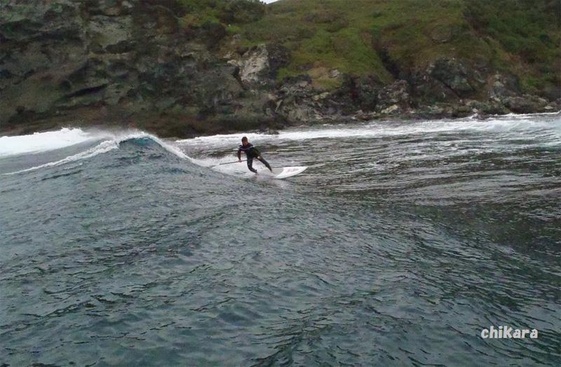 SUP サーフィン