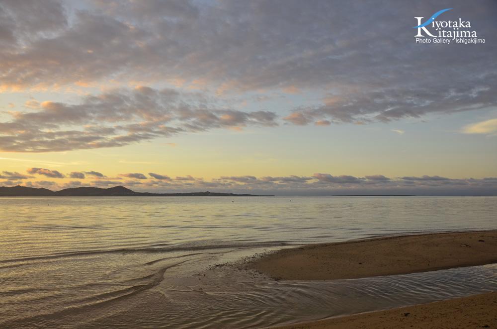 海 写真 朝のうみ