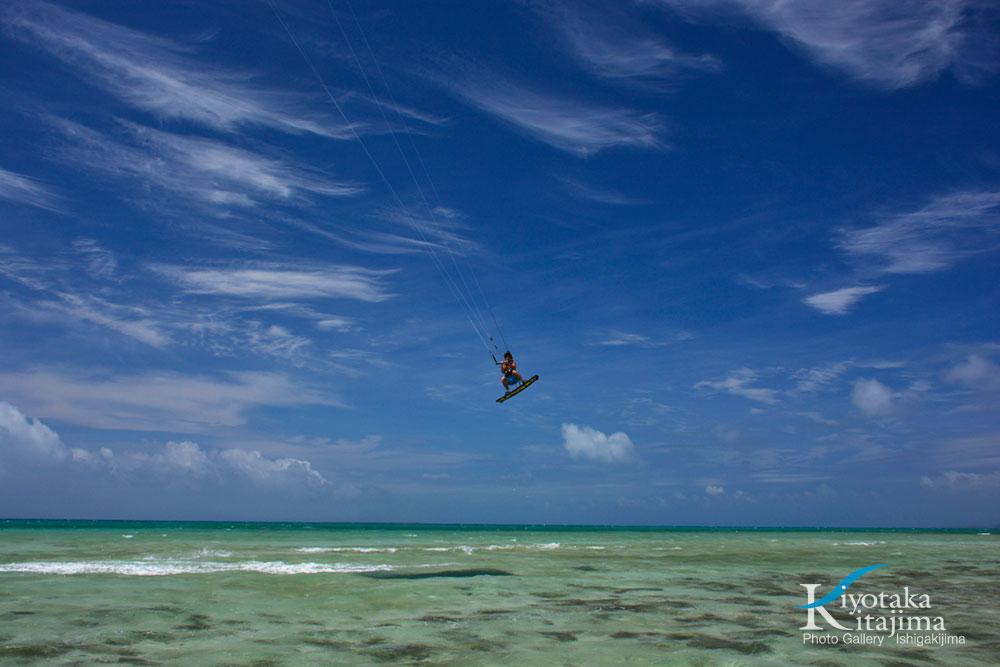海 写真 カーチバイ