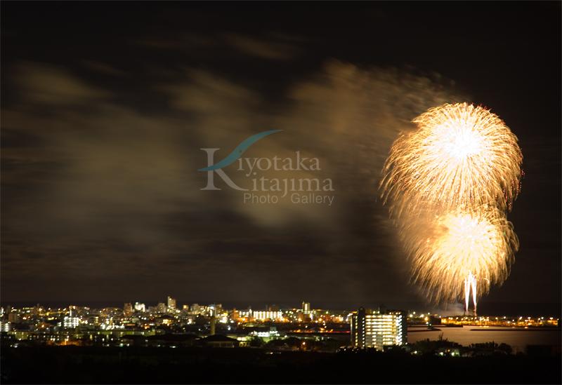 石垣島で花火が見れる日