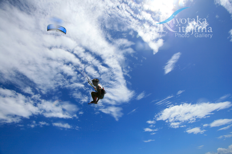 Kite & Skyhigh & smile ②