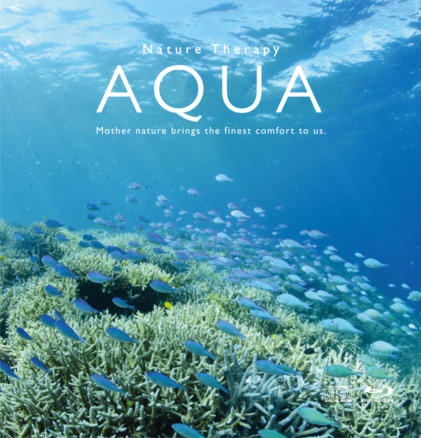ネイチャーセラピーAqua(Blu-ray)