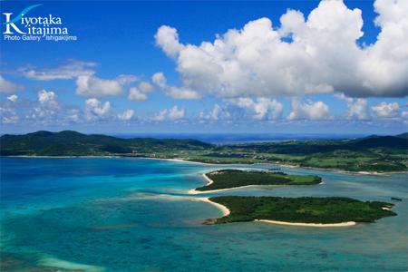久米島の離島