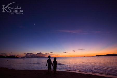 001石垣島:シルエット