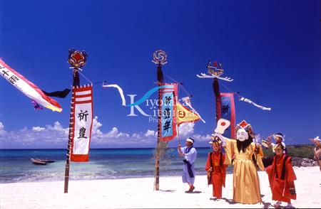 黒島:豊年祭 黒島