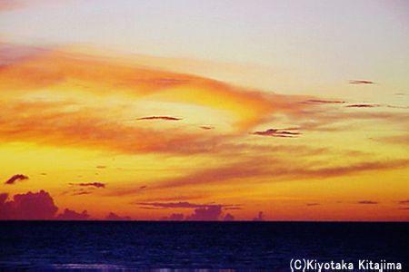 003小浜島:SUNSET