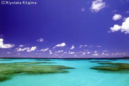 004波照間島:海の宝石