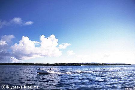 018竹富島:サバニ