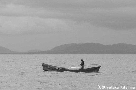 018竹富島:海人