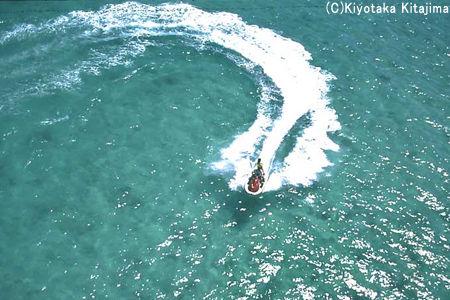004空撮:Marine drive