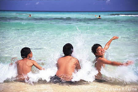 002宮古島:島の夏休み