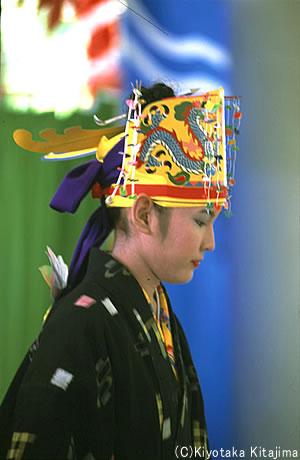 多良間島:八月踊り