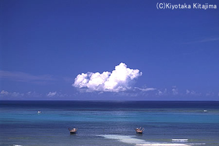 020黒島:ニライカナイ