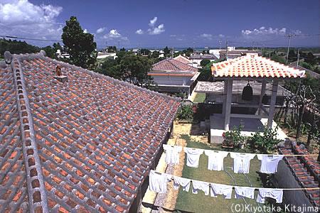 003小浜島:洗濯日和