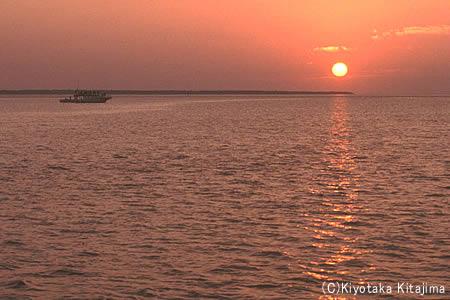 003小浜島:太陽の道
