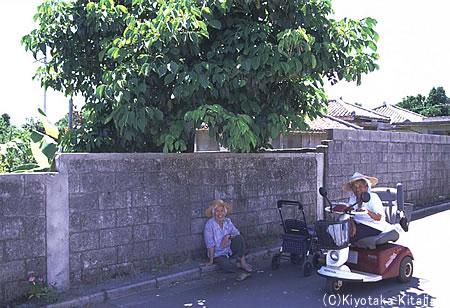 003小浜島:ゆんたく