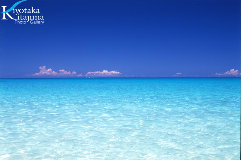 022来間島:BLUE