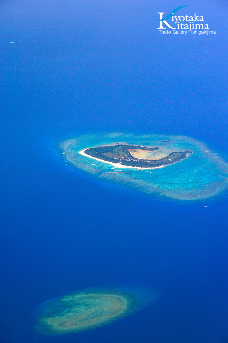 004空撮:水納島