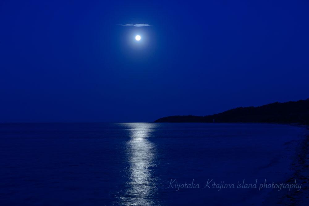 003小浜島:満月