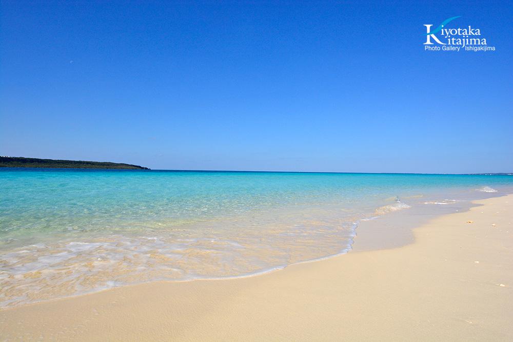 宮古島:冬の与那覇前浜