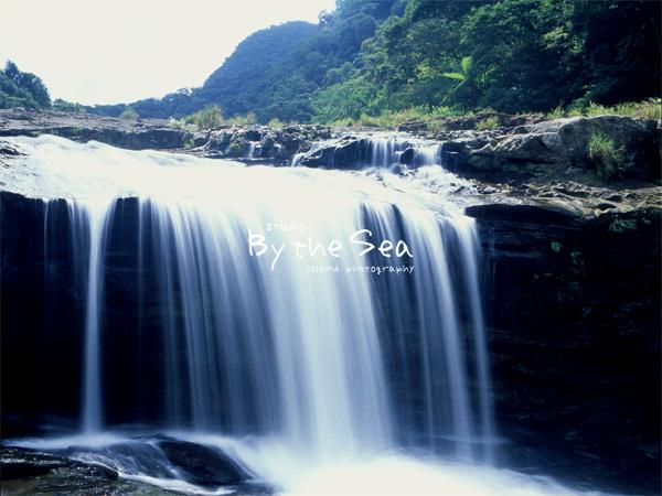 西表島:マリュウドの滝