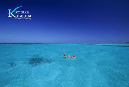 黒島:BLUE