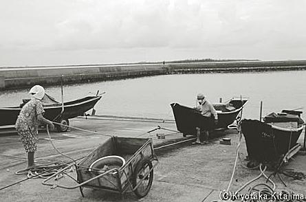 宮古島:漁