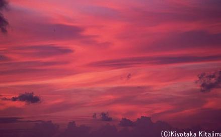 003小浜島:Sky Art