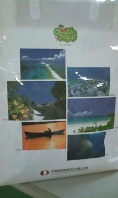 沖縄振興開発金融公庫 手提袋